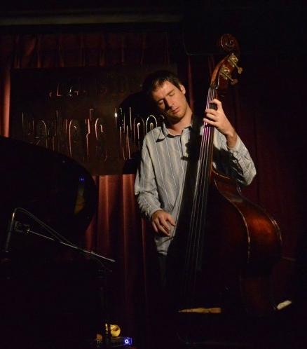 Tyler Blanton/Martijn Vanbuel Quartet